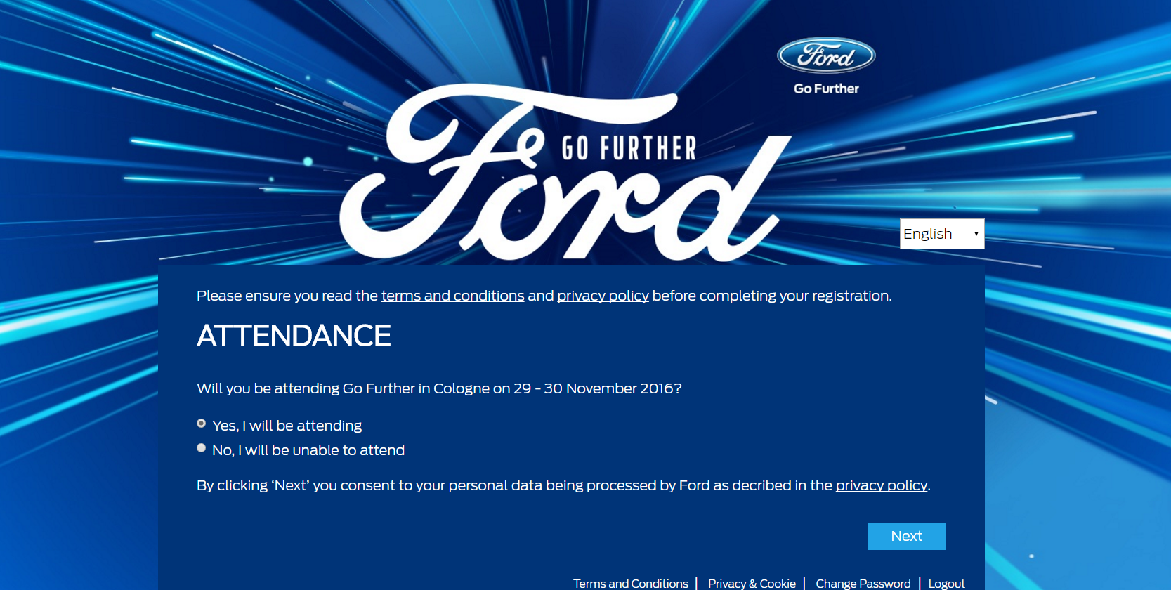 Ford-Go-Further-Registration-site
